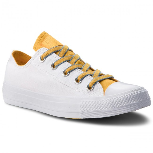 quality design 33a14 89227 Sneakers CONVERSE - Ctas Ox 160468C White Yellow Aegan Storm