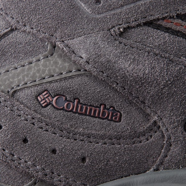 51cc08fbfeb ... Chaussures de trekking COLUMBIA - Canyon Point Mid Leather YM5472  YM5472 YM5472 Dark Grey Madder ...