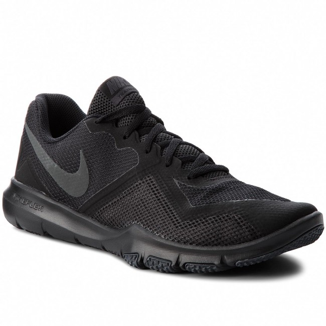 new product d0225 c765c Chaussures NIKE - Flex Control II 924204 002 Black Anthracite