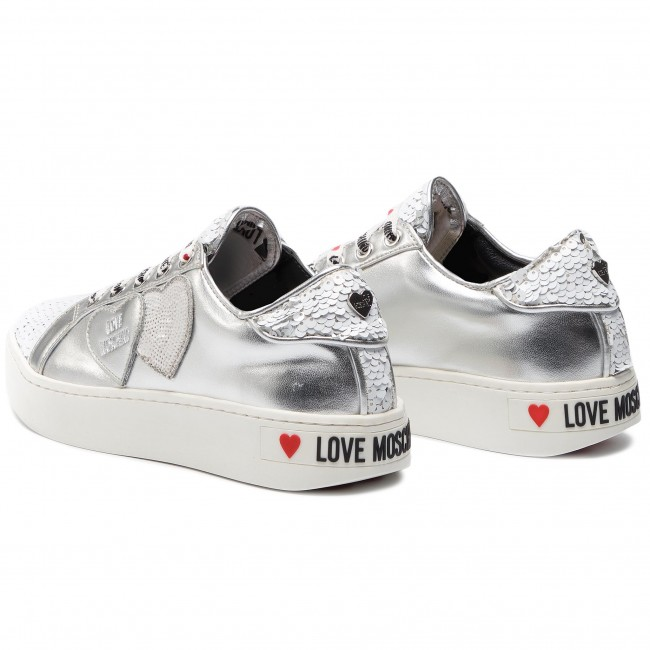 Sneakers Love Spring Ja15163g17io210a Moschino Basses Femme Chaussures summer bi lam 2019 nap Pre Paill fb7gvyY6