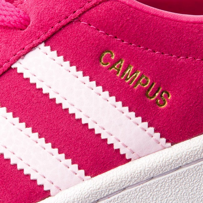 Chaussures Fall Basses Adidas Femme 2018 q4 Campus Sneakers B41948 clpink Remag J winter clpink 0mnNv8w