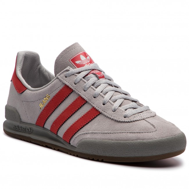 782534e4318dd9 Chaussures adidas - Jeans B42229 Gretwo/Scarle/Chsogr - Sneakers ...