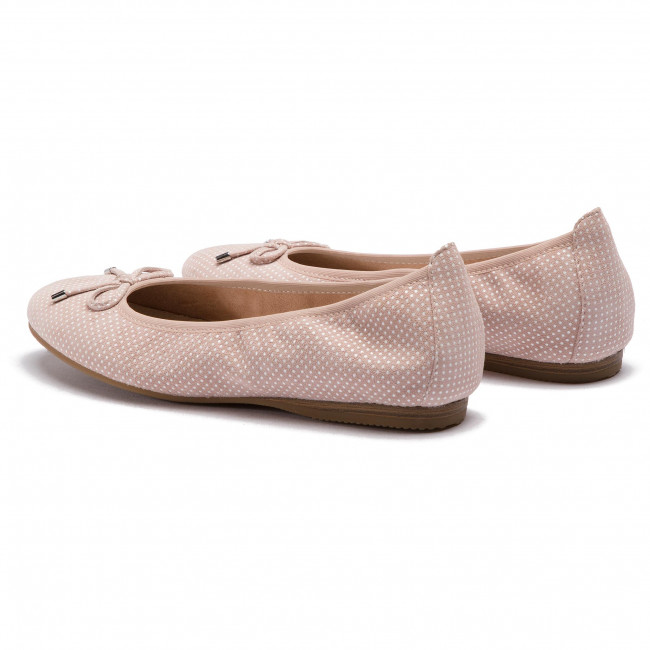 Rose 22102 Tamaris Dots 535 22 Ballerines 1 hBosQxtdrC