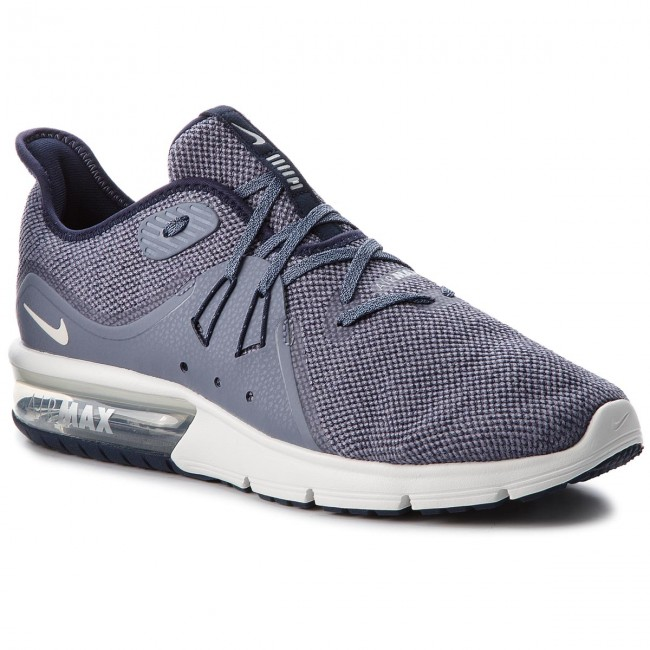 official photos bcd96 6c6f0 Chaussures NIKE - Air Max Sequent 3 921694 402 Obsidian Summit White