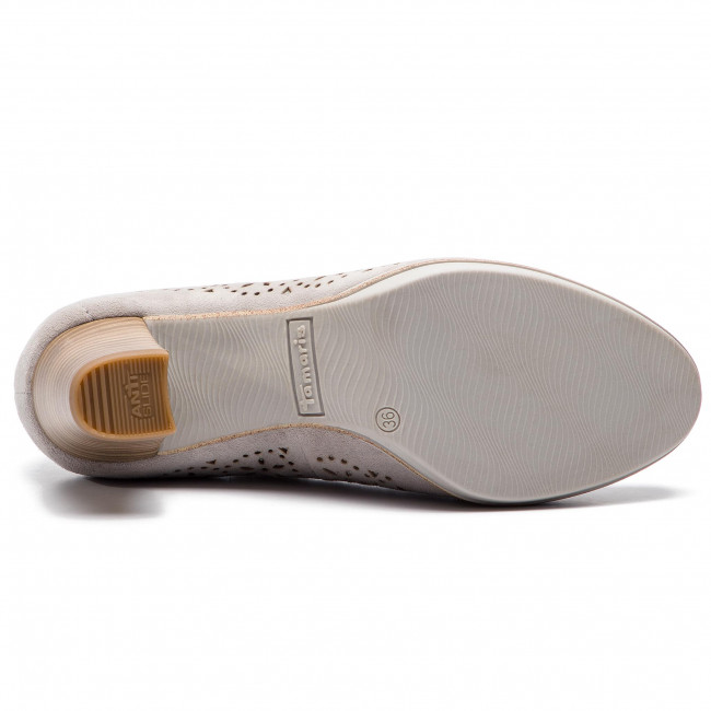 Tamaris Grey Light Chaussures Basses 22419 22 204 1 rtsdhQ