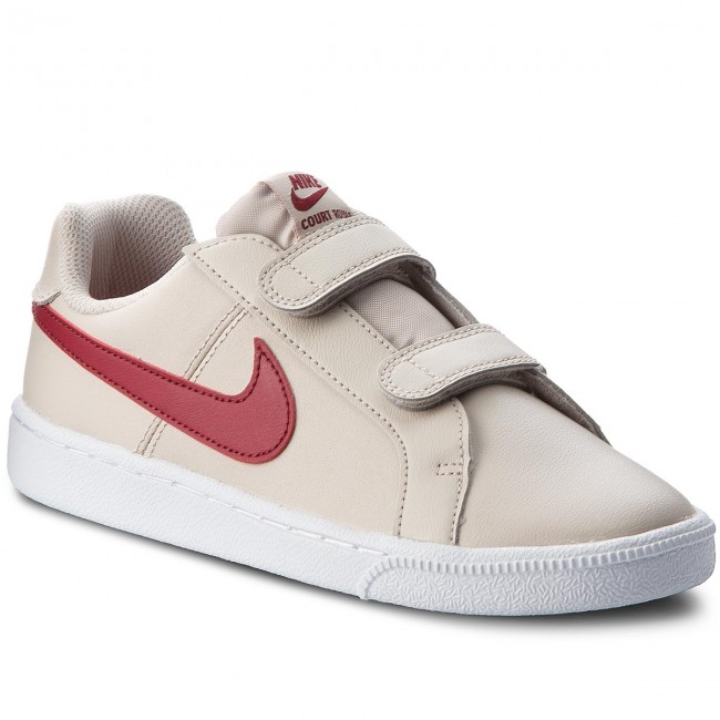 bb8b843aff Chaussures NIKE - Court Royale (PSV) 833655 008 Desert Sand/Red Crush/
