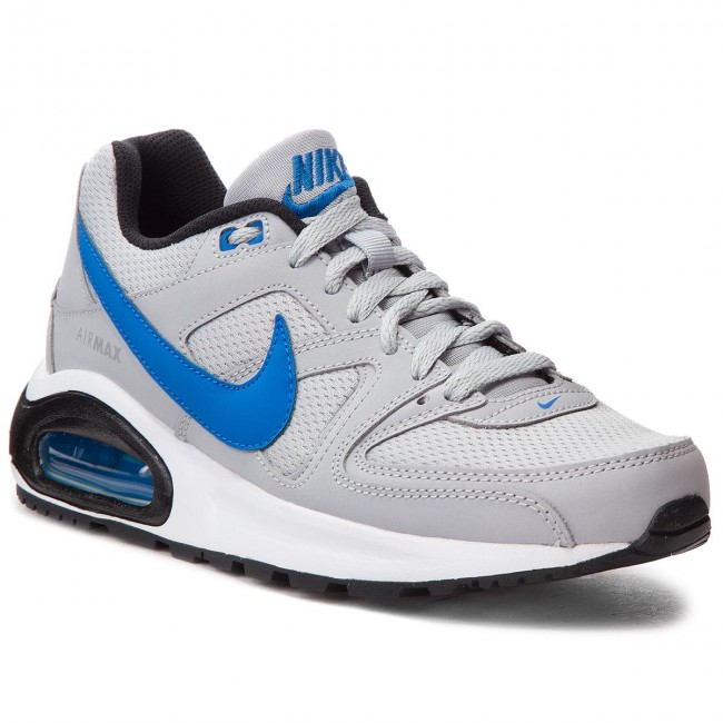 new arrival 80a76 ba6b5 Chaussures NIKE - Air Max Command Flex (GS) 844346 007 Wolf Grey/Signal