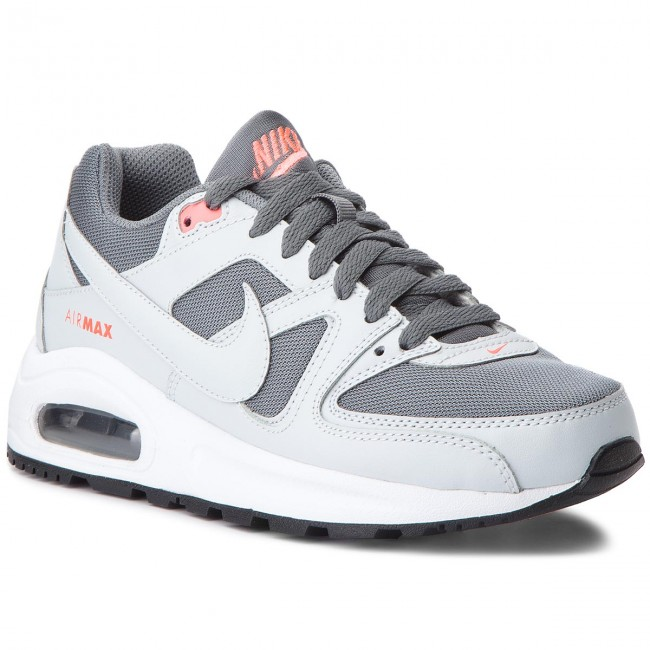 best service 4c83e 20c8c Chaussures NIKE - Air Max Command Flex (GS) 844349 001 Cool Grey Pure