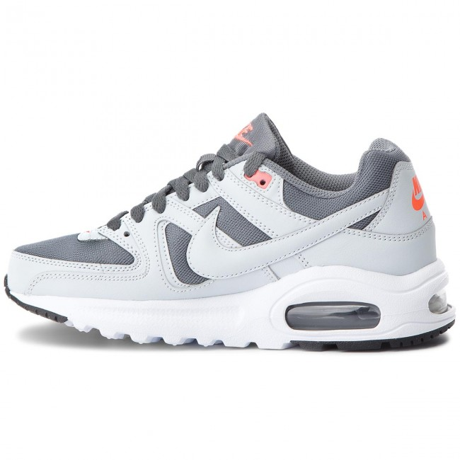 Chaussures NIKE Air Max Command Flex (GS) 844349 001 Cool GreyPure Platinum