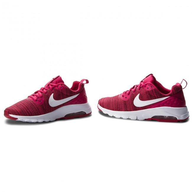 the best attitude 99eee cb95c Chaussures NIKE - Air Max Motion Lw (GS) 917654 602 Rush Pink/White ...
