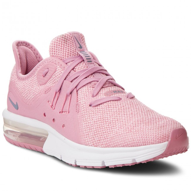 half off ccfec 82e47 Chaussures NIKE - Air Max Sequent 3 (GS) 922885 601 Elemental PinkAshen