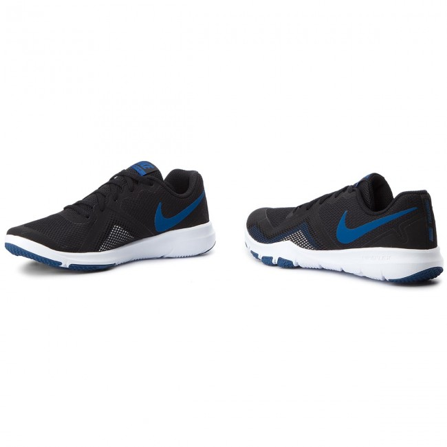 Black gym Ii Chaussures 014 924204 white Blue Nike Flex Control 0kXZNnwOP8