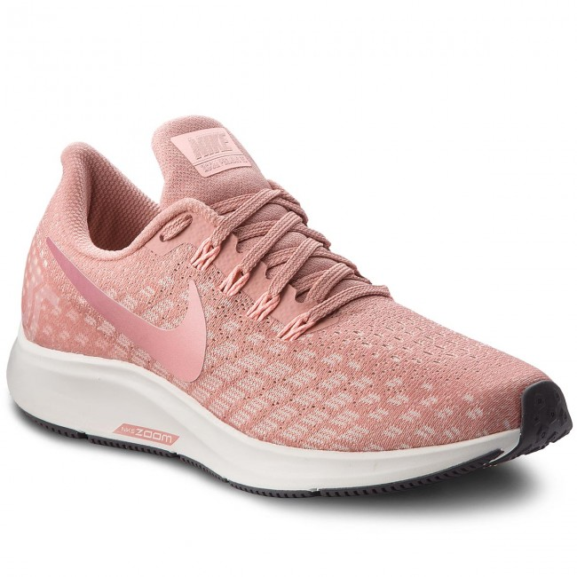 new arrival a159c 3535b Chaussures NIKE - Air Zoom Pegasus 35 942855 603 Rust Pink Tropical Pink