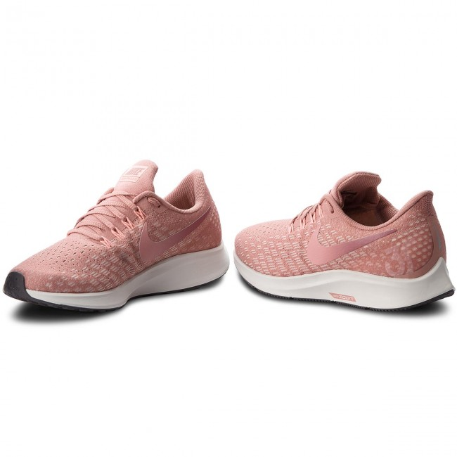 new arrival 74a53 0b640 Chaussures NIKE - Air Zoom Pegasus 35 942855 603 Rust Pink Tropical Pink