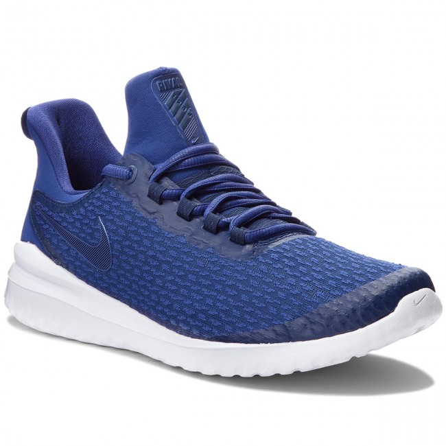 572f2528d9f8 Chaussures NIKE - Renew Rival AA7400 401 Blue Void/Deep Royal Blue ...