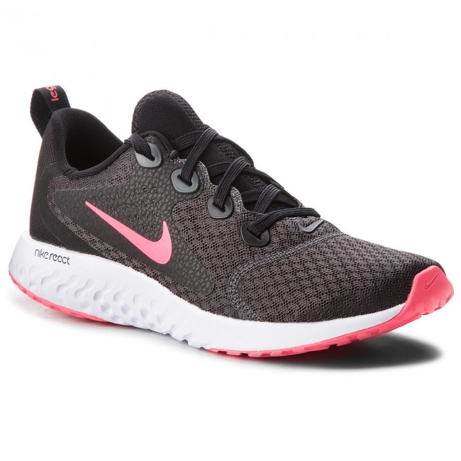 save off 66369 00474 Chaussures NIKE - Legend React (GS) AH9437 001 BlackRacer PinkAnthracite