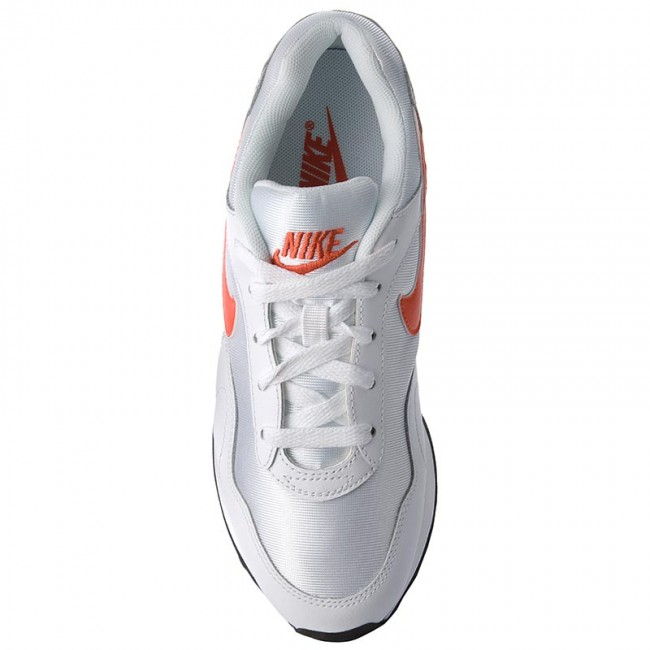 Chaussures Nike Outburst Ao1069 106 White/team Orange/black Sneakers Basses Femme Fall/winter 2018/q3