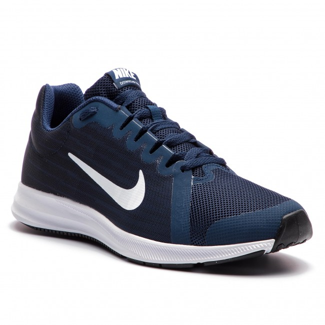 sports shoes 77923 d53bc Chaussures NIKE - Downshifter 8 (GS) 922853 400 Midnight Navy White