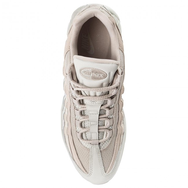 competitive price 8341e 91fe0 Chaussures NIKE - Air Max 95 Prm 538416 011 Light Bone Light Bone String -  Sneakers - Chaussures basses - Homme - www.chaussures.fr
