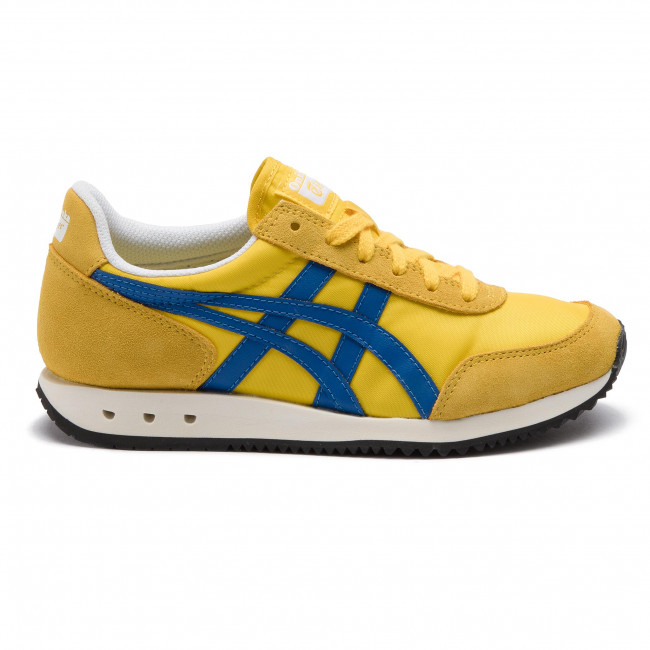 750 New chi Asics q1 Chaussures 1183a205 Onitsuka York 2019 Yellow Sneakers Basses Femme imperial Spring Tiger summer Tai AR4j5L