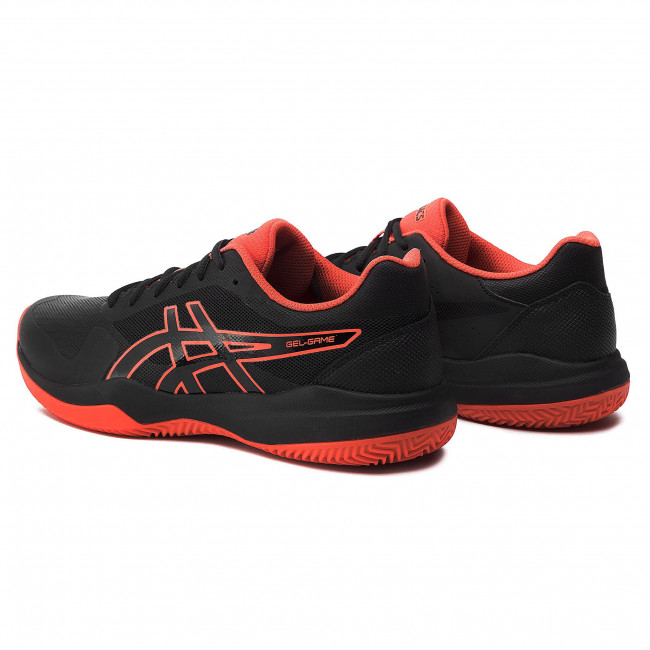 game Tomato Black Gel 1041a046 Clay oc Chaussures Asics cherry 7 010 LpqSMzGUV