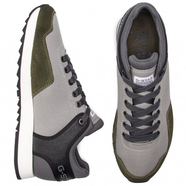 star Sneakers Raw G Grey 9551 Calow combat a253 Slab Sneaker D12501 OXulwPTZki