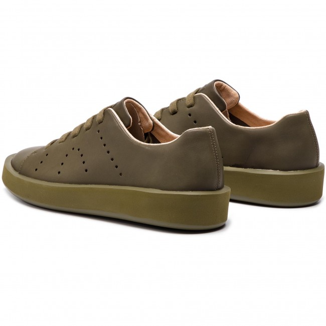 Homme Camper 2019 Courb Basses summer Chaussures 004 Spring Green Sneakers K100432 ZuPOikX