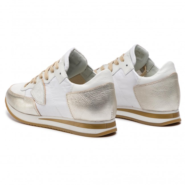 Wm05 Blanc Trld Or Chaussures summer Sneakers Philippe Basses Femme 2019 Tropez Spring Model v8nNw0m