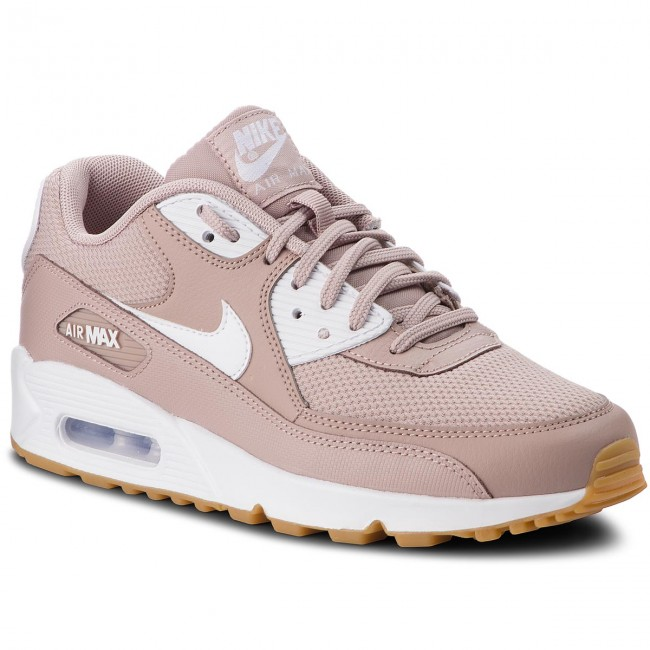 check out 7e919 e86ef Chaussures NIKE - Air Max 90 325213 210 Diffused Taupe White