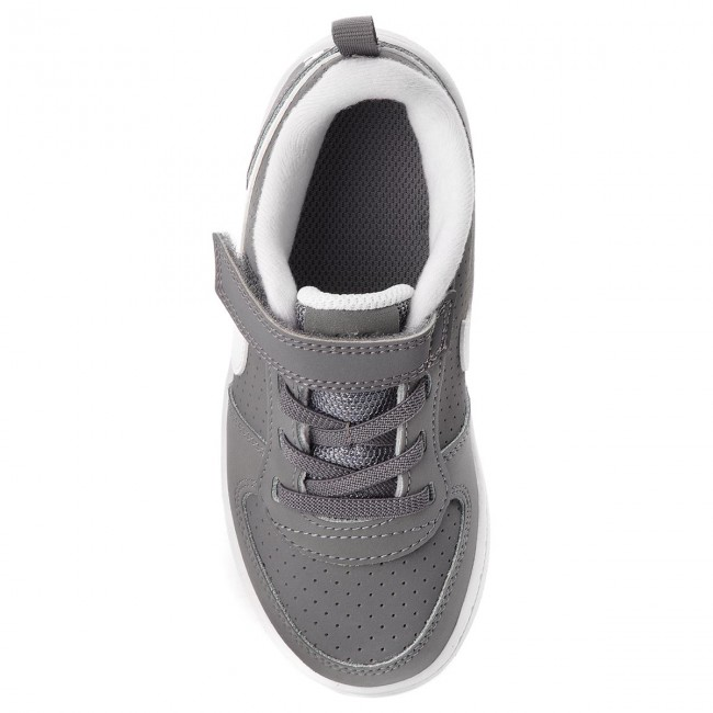 Basses Borough winter Fille Court Chaussures Scratch Lowtdv870029 Cool Fermeture white Enfant Nike Fall q3 2018 002 Grey H2eW9YEDI