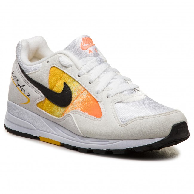 info for d44c1 7736d Chaussures NIKE - Air Skylon II AO4540 101 White Black Amarillo