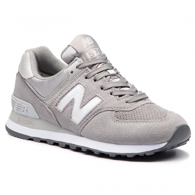 Gris Chaussures Sneakers New Basses Balance Wl574fhc CawntzgFq