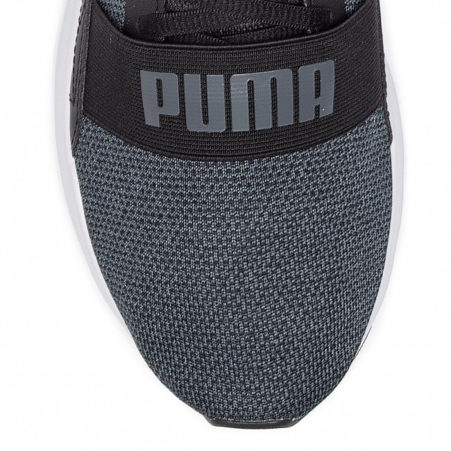 Knit Black Wired Shadow dark Puma 04 Chaussures 366971 CedBxro