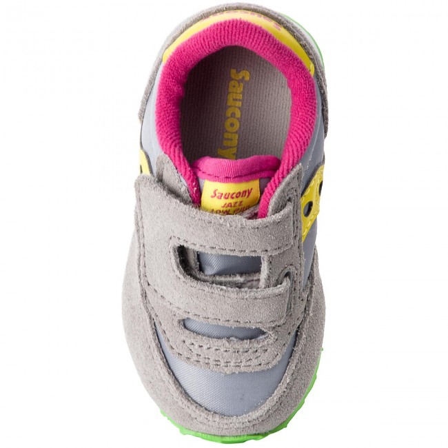 Baby Enfant Jazz winter Fall Chaussures Basses Hl yellow Saucony Sneakers 2018 Scratch Sl159642 Grey Fermeture Fille cK1TJ3lF