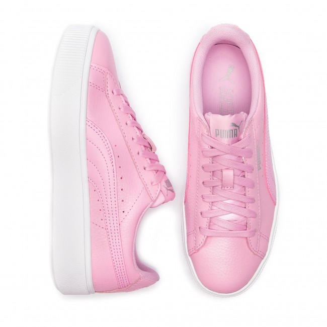 Spring Pink summer Pale Puma q1 Vikky L pale Stacked 04 Chaussures Pink Basses Femme Sneakers 2019 369143 qUzMVpjLSG