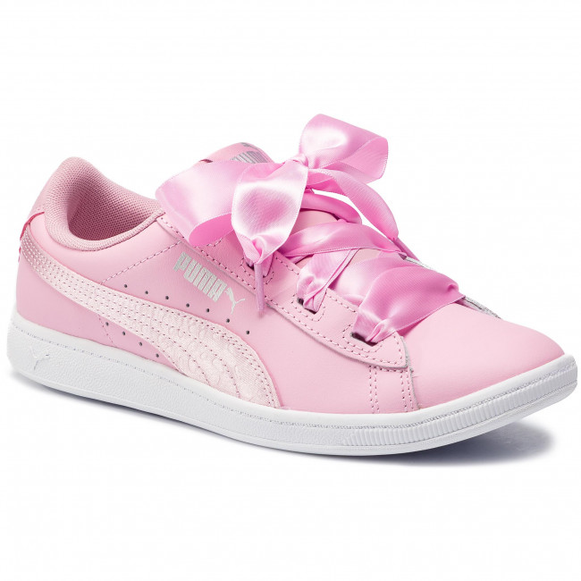 Pink Satin Vikky Pale Chaussures Femme 2019 369542 Sneakers Basses L q1 Ribbon 03 Pink Puma Spring pale Jr summer nmO80vNw