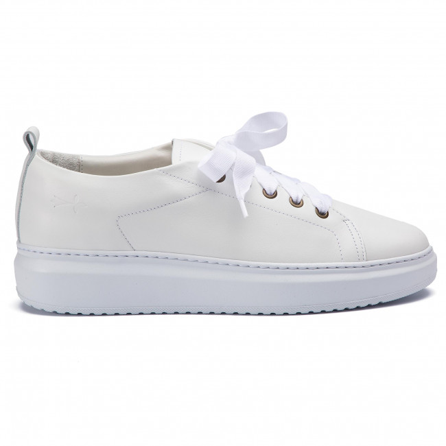 2019 M Bold White Femme 5 1 Off Sneakers Basses Manebi Leather summer Chaussures Su Spring Snk W Y6vg7bfy