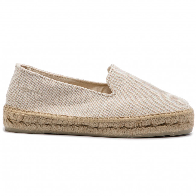 Basses summer Manebi Canvas 2019 Slippers Espadrilles N0 Ice Chaussures W 2 8 Femme Spring DH2WE9I