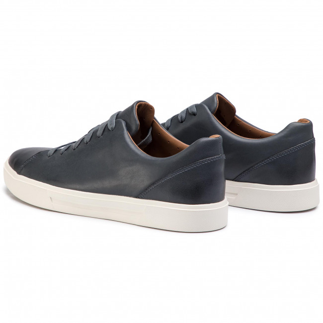 Lea 261401567 Sneakers Costa Blue Dark Clarks Un Lace X0kwnOP8