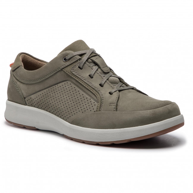 Taupe Form Chaussures Clarks Nubuck Un Trail Basses 261411697 OulwkTZiPX