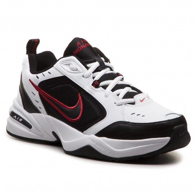 Chaussures NIKE Air Monarch Iv 415445 101 WhiteBlack