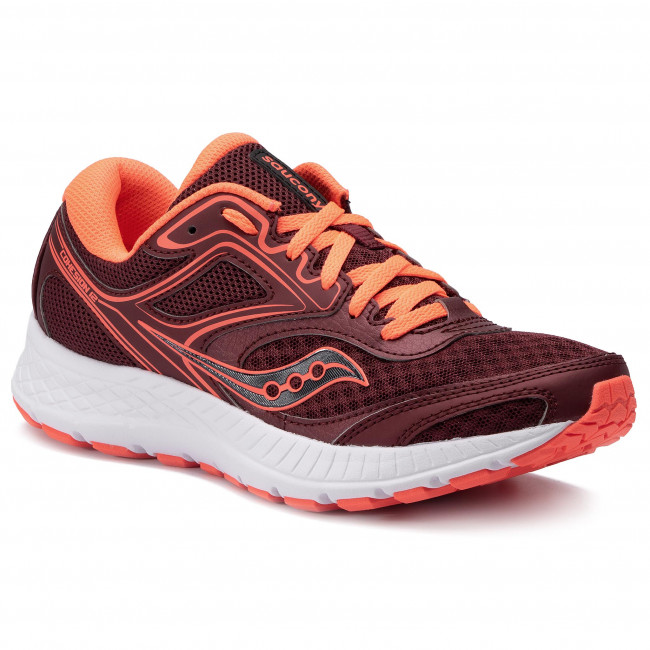 Cohesion Randonnée Chaussures Saucony S10471 Purplepink 9 12 HWED9YI2