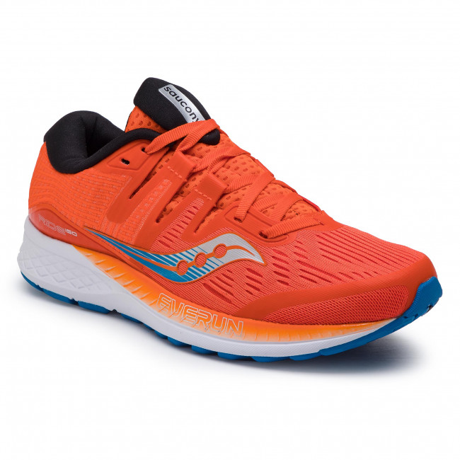 Running blue De Spring summer Iso Ride Entra 2019 S20444 nement Homme Chaussures Saucony Orange Sport 36 ZNwnOk80XP
