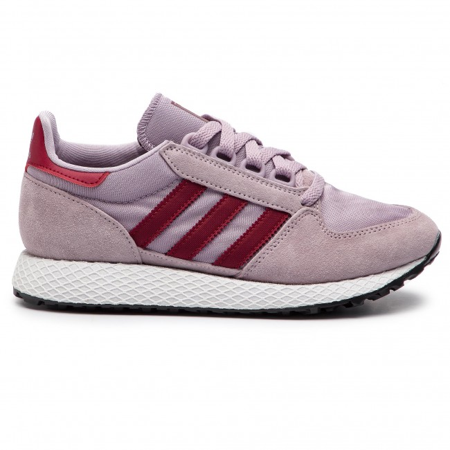 Spring Chaussures Forest Basses Femme W cburgu q1 2019 Cg6111 summer Adidas Sofvis cwhite Grove Sneakers LjR54A