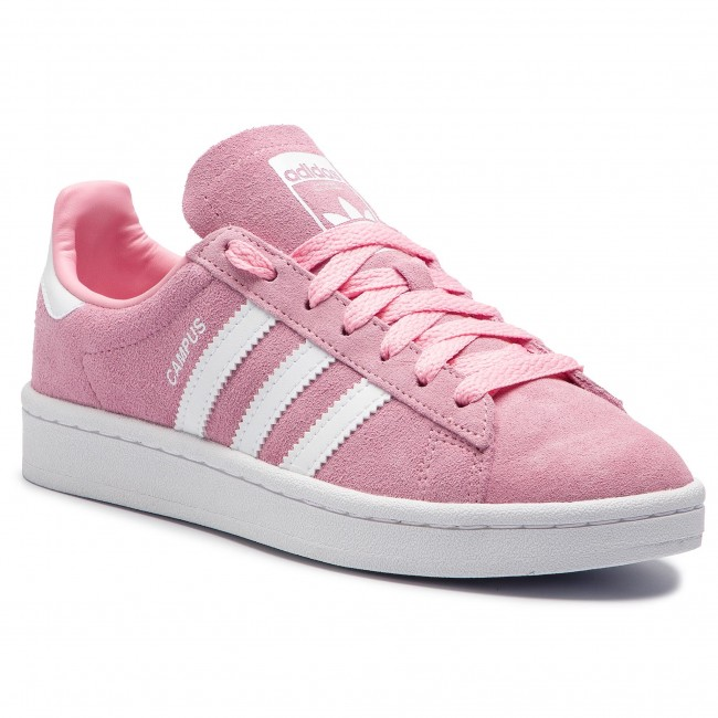 0f7443327a Chaussures adidas - Campus J CG6643 Ltpink/Ftwwht/Ftwwht - Sneakers ...