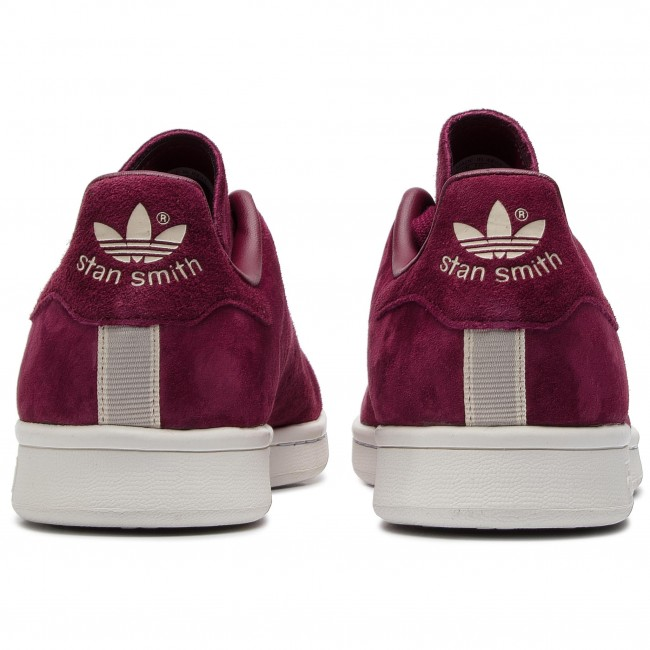 Homme Stan Spring 2019 crywht Adidas Maroon q1 cbrown summer Db3569 Chaussures Sneakers Smith Basses Ownk08PX