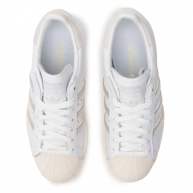 2019 summer Chaussures Superstar Ftwwht Femme Spring greone W Adidas owhite q2 80s Sneakers Basses Cg5997 DW2eE9YHI