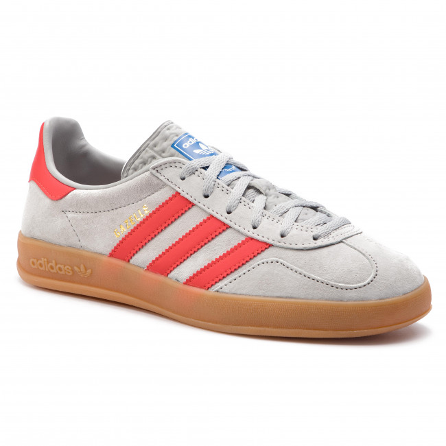 63c8e41a26f56 Chaussures adidas - Gazelle Indoor G27500 Gretwo Actred Blubir ...