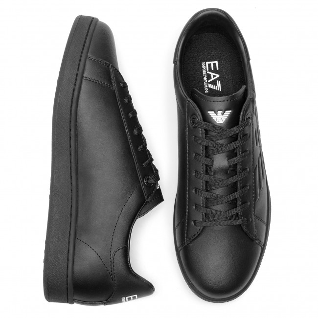 Sneakers Fall Triple Black Chaussures Basses Armani X8x001 Xcc51 Homme Emporio Ea7 2019 A083 winter bY7f6yg
