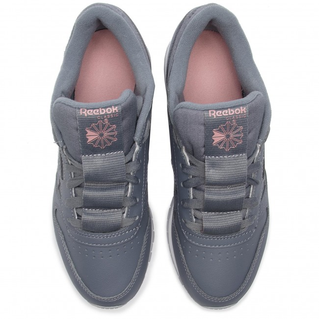 Cl Cn7023 Reebok Basses 2019 smoky Chaussures Spring Cold Grey q1 Rose summer Femme Lthr Sneakers 3RSqLcAj54